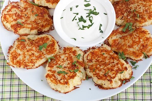 котлеты из сырой картошки рецепт
