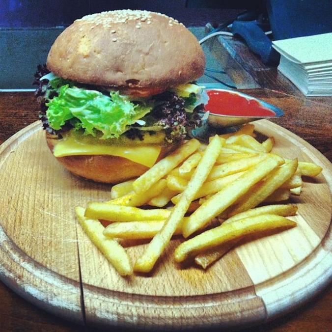 драфтбургер