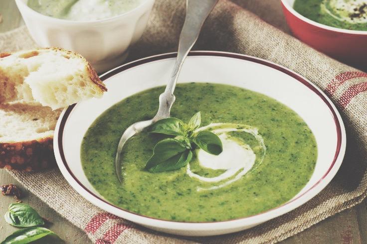 Пюре со шпинатом рецепт с фото